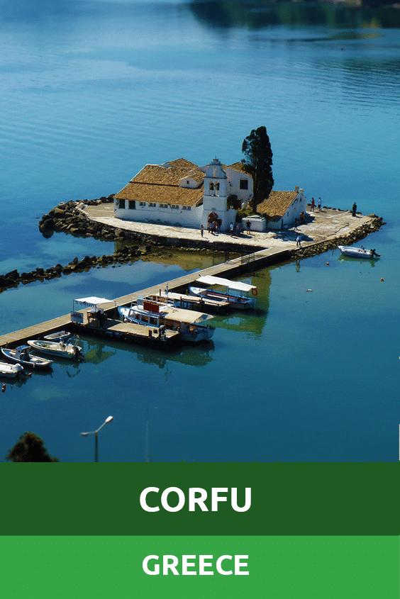 Corfu Sensory Traveller Holidays