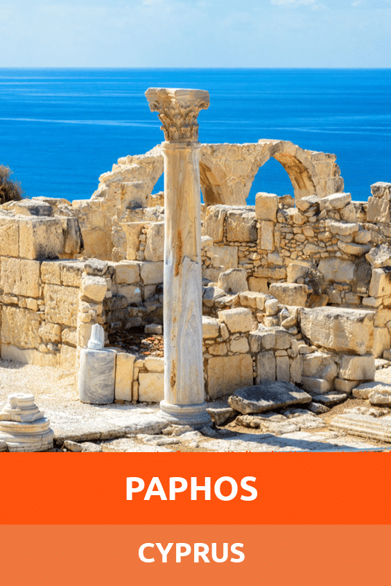 Paphos Sensory Traveller Holidays