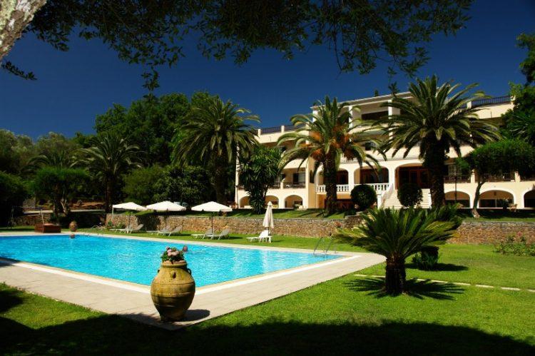 Corfu Hotel Sensory Traveller Holidays