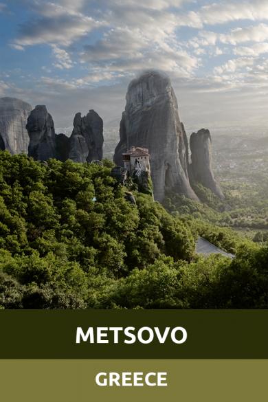 Metsovo Sensory Traveller Holidays