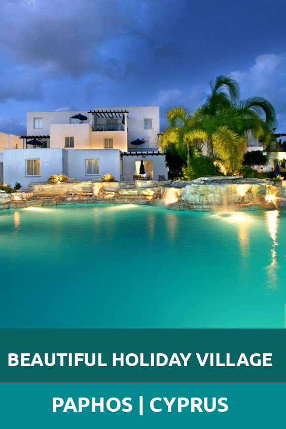 Beautiful Holiday Village in Paphos Sensory Traveller Holidays