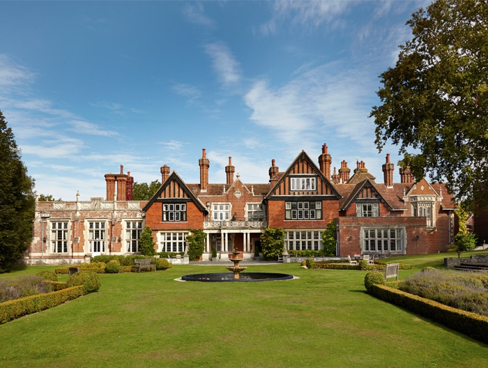 New Forest Hotel Sensory Traveller Holidays