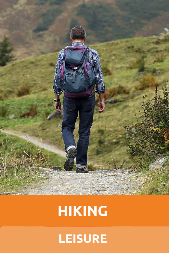 Leisure Hiking Sensory Traveller Holidays
