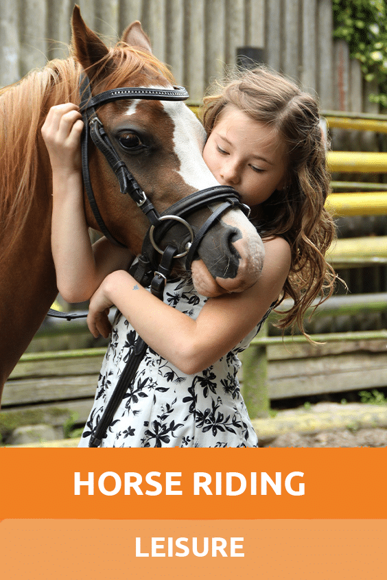 Leisure Horse Riding Sensory Traveller Holidays