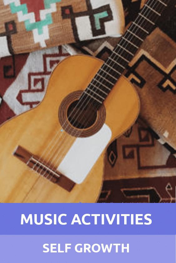 Self Growth Music Activities Sensory Traveller Holidays