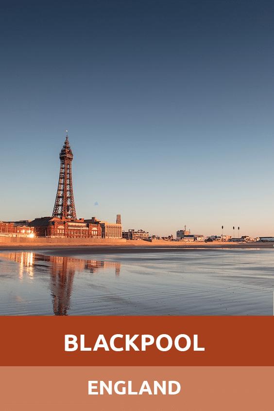Blackpool England Sensory Traveller Holidays