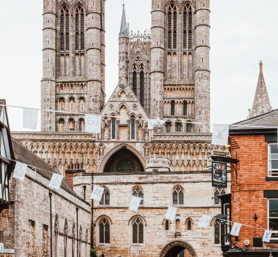 Lincoln Cathedral Sensory Traveller Holidays