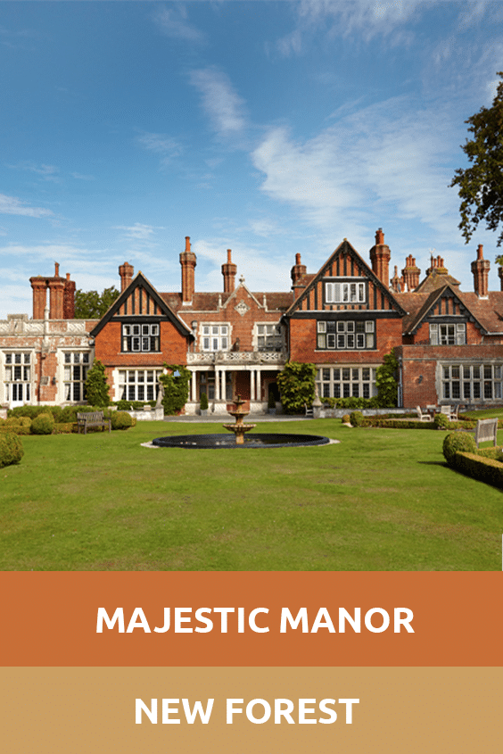 Majestic Manor Sensory Traveller Holidays