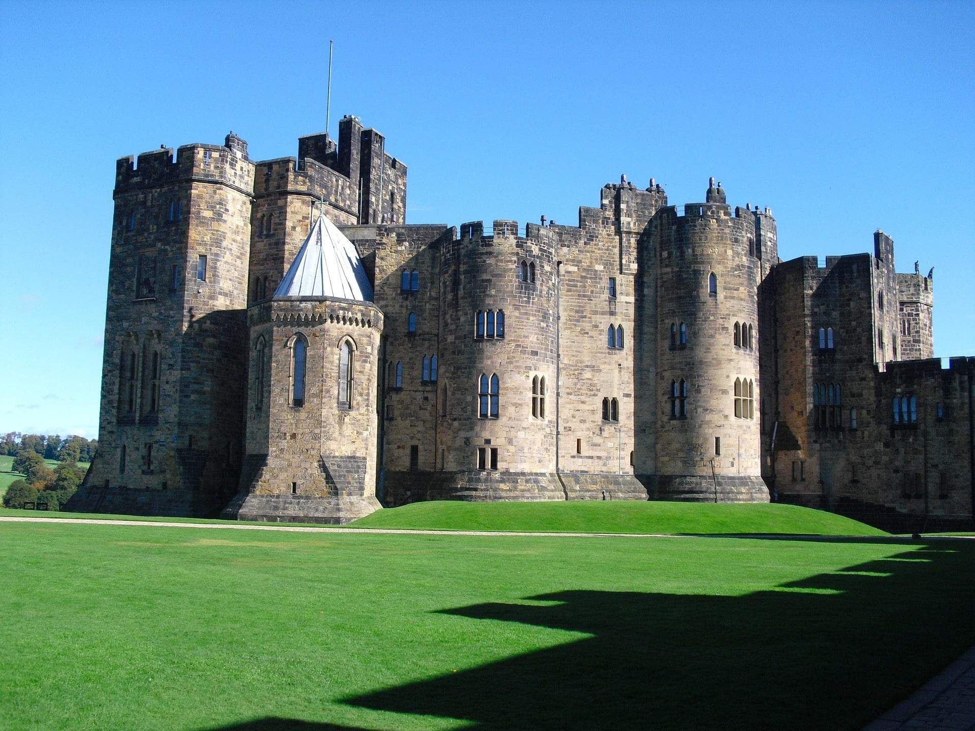 Alnwick Castle Sensory Traveller Holidays