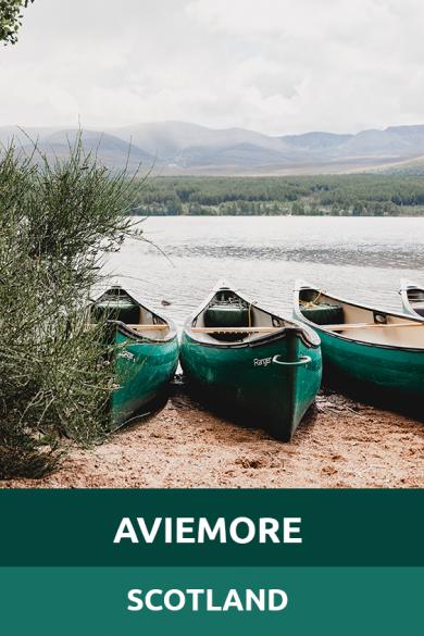 Aviemore Scotland Sensory Traveller Holidays