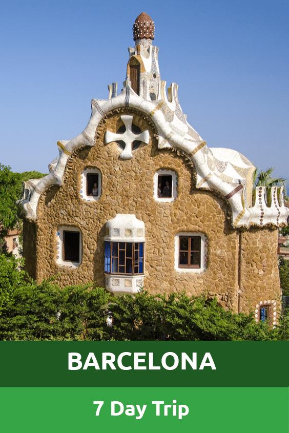 Barcelona 7 Day Trip Sensory Traveller Holidays