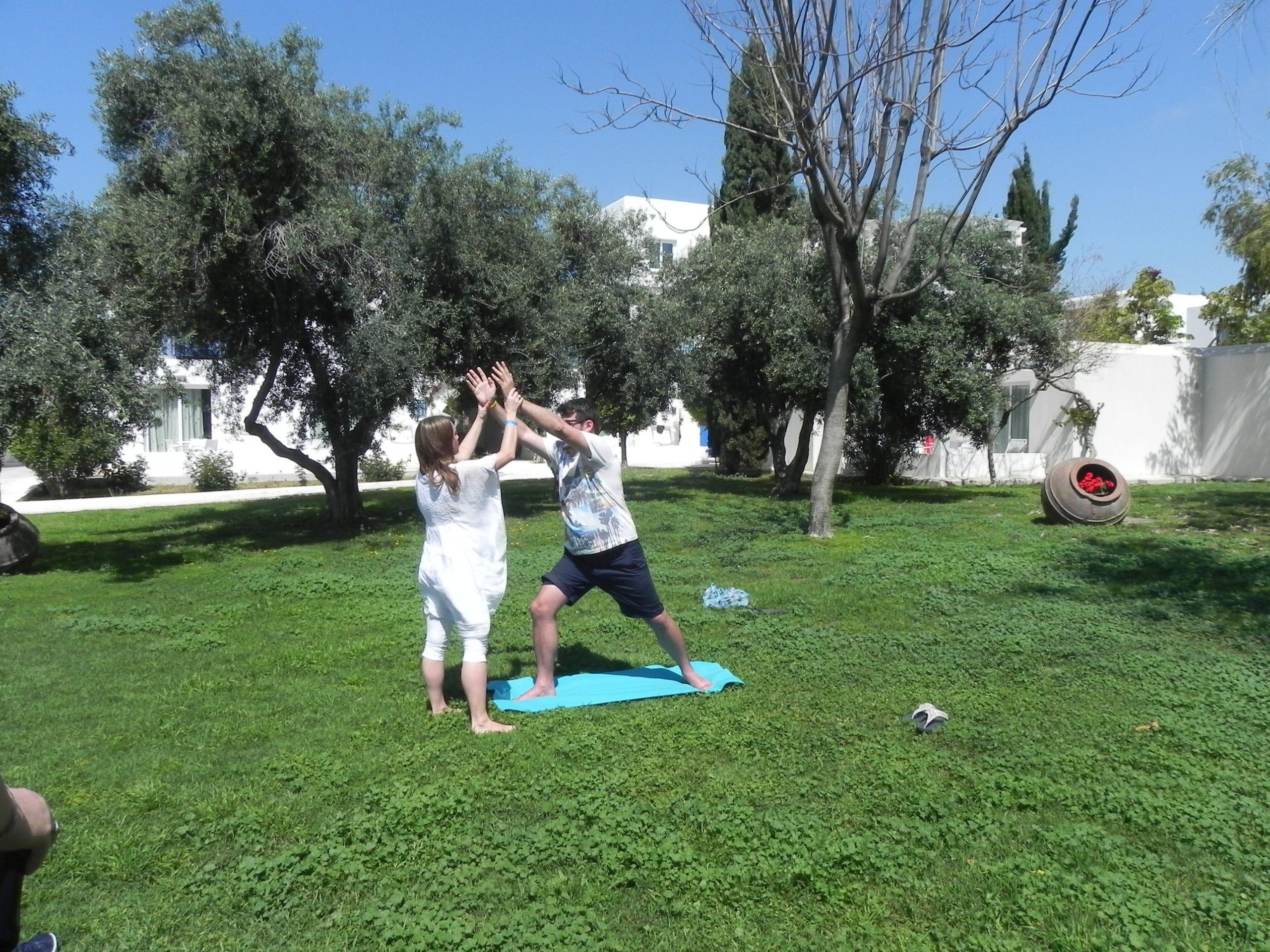 121 Yoga Session Sensory Traveller Holidays