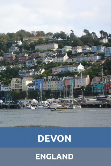 Devon England Sensory Traveller Holidays
