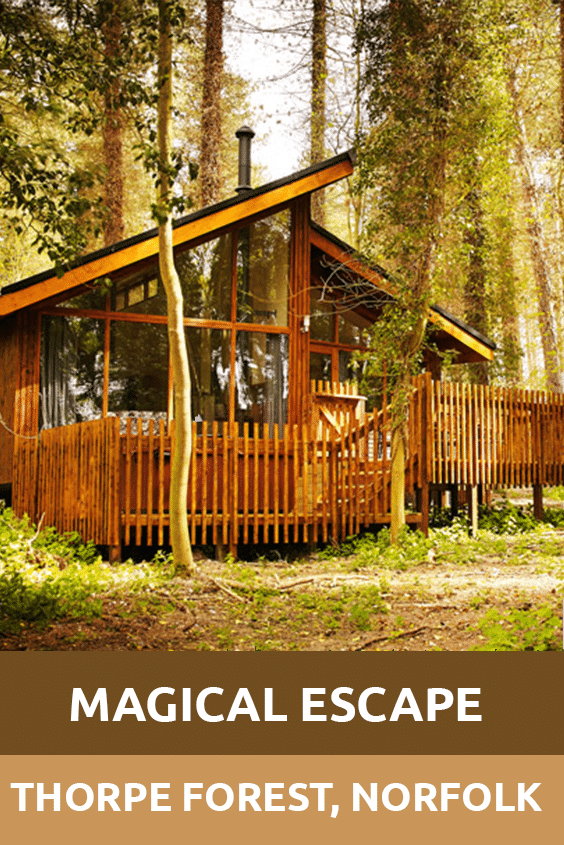 Magical Escape Norfolk Sensory Traveller Holidays