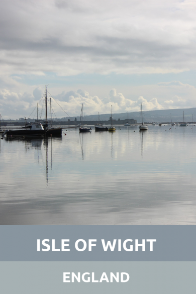 Isle of Wight England Sensory Traveller Holidays