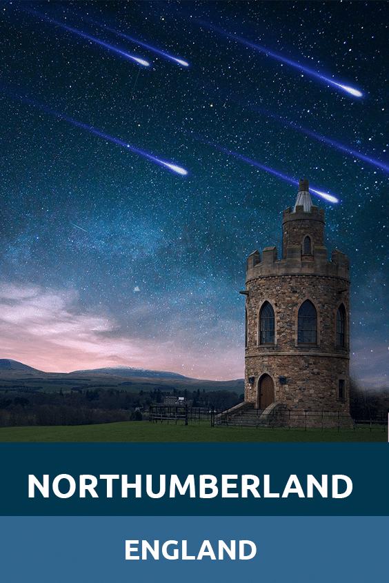 Northumberland England Sensory Traveller Holidays