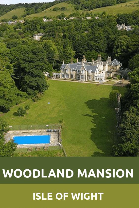 Woodland Mansion Isle of Wight Sensory Traveller Holidays