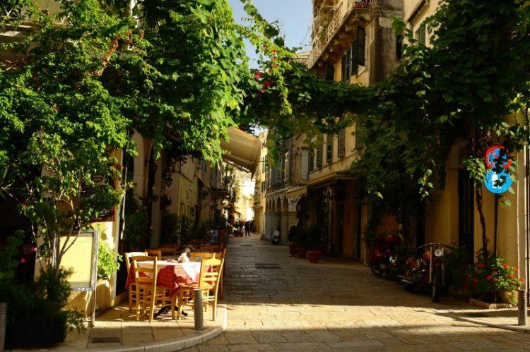 Street Cafe Sensory Traveller Holidays