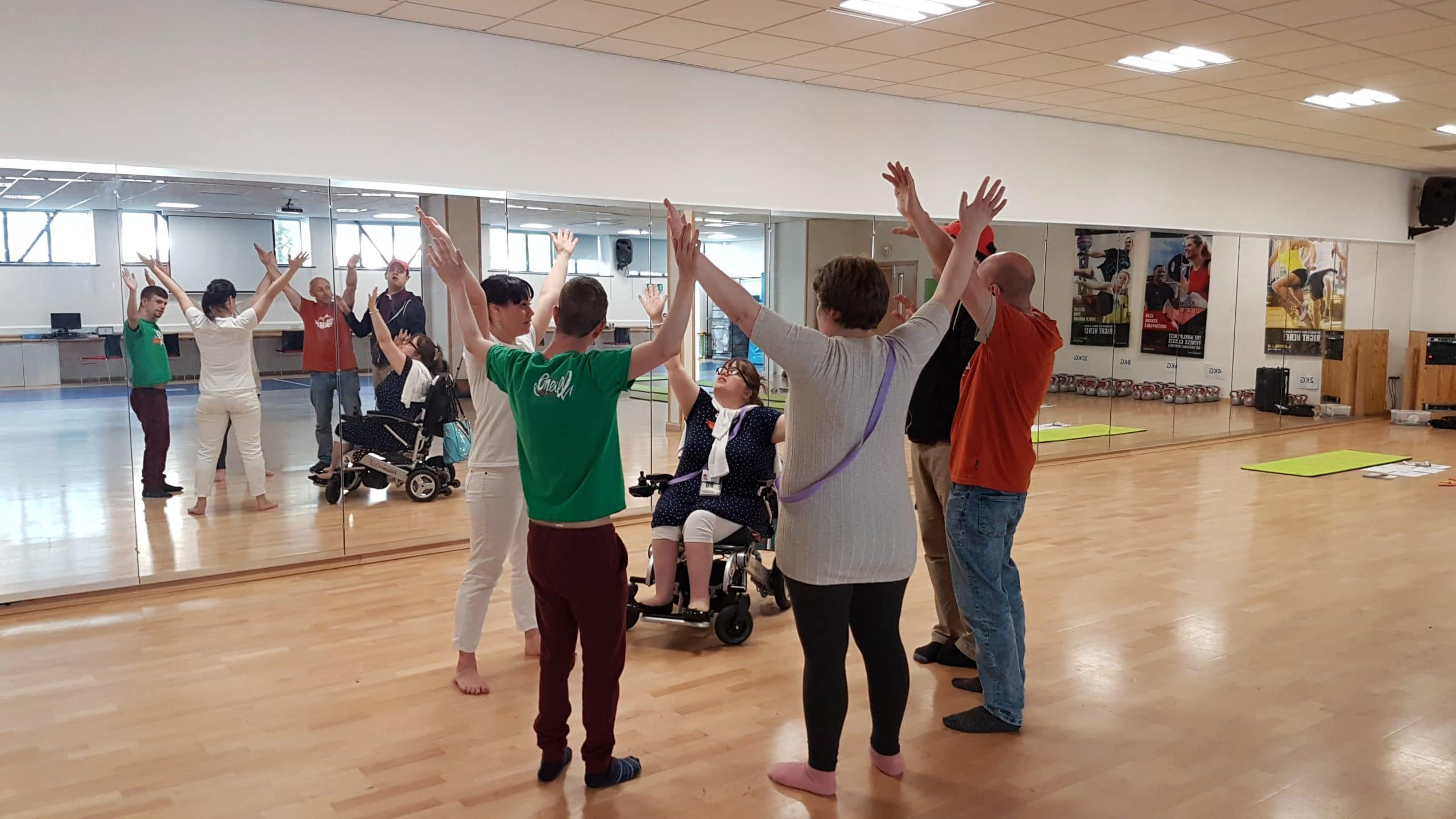 Yoga at Lincoln College 4 Sensory Traveller Holidays