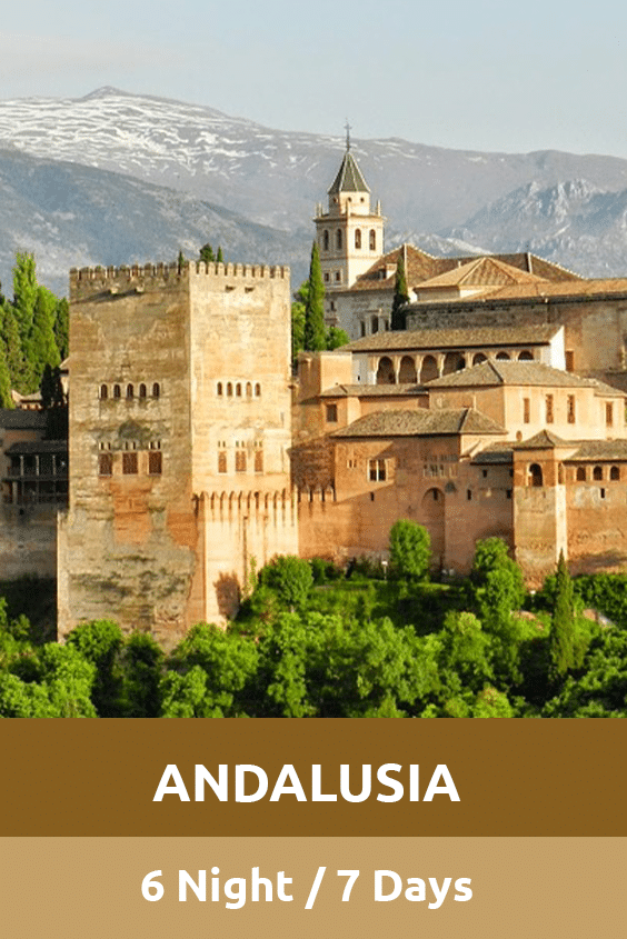 Andalusia Sensory Traveller Holidays