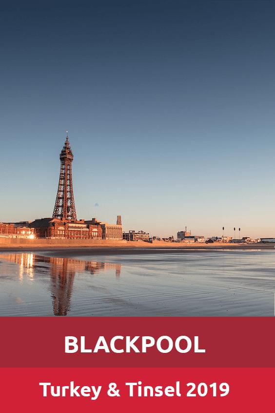 Blackpool Turkey & Tinsel 2019 Sensory Traveller Holidays