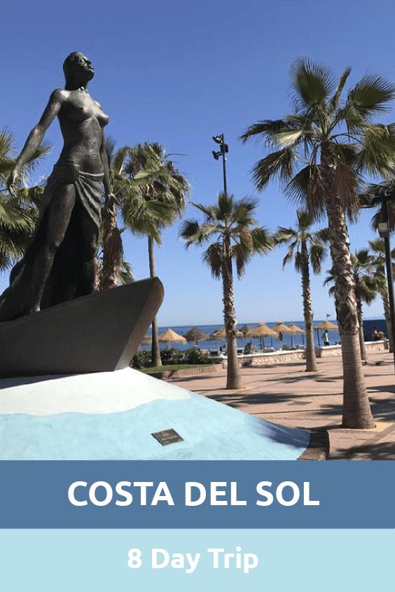 Costa Del Sol 8 Day Trip