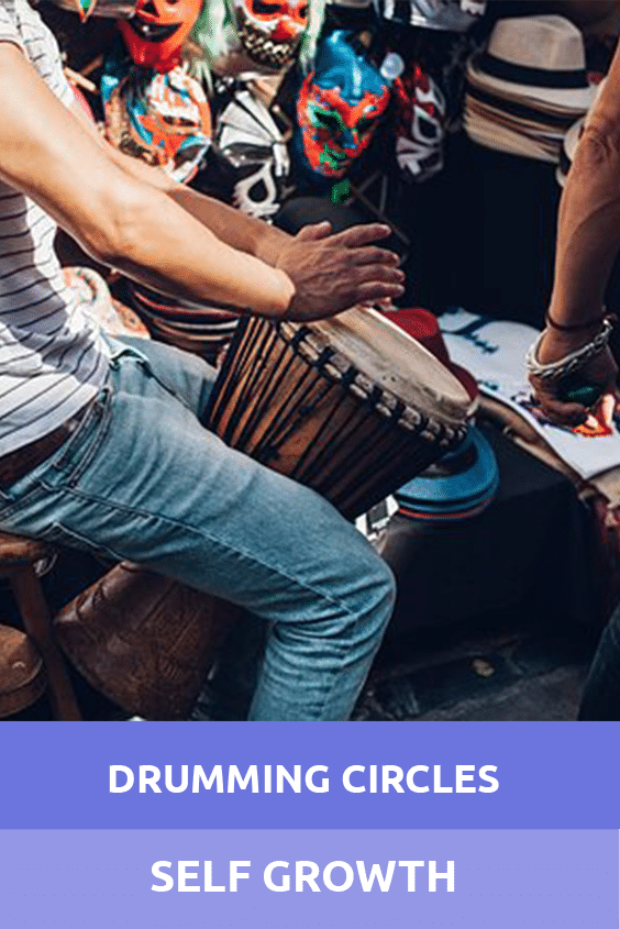 Drumming circle Sensory Traveller Holidays