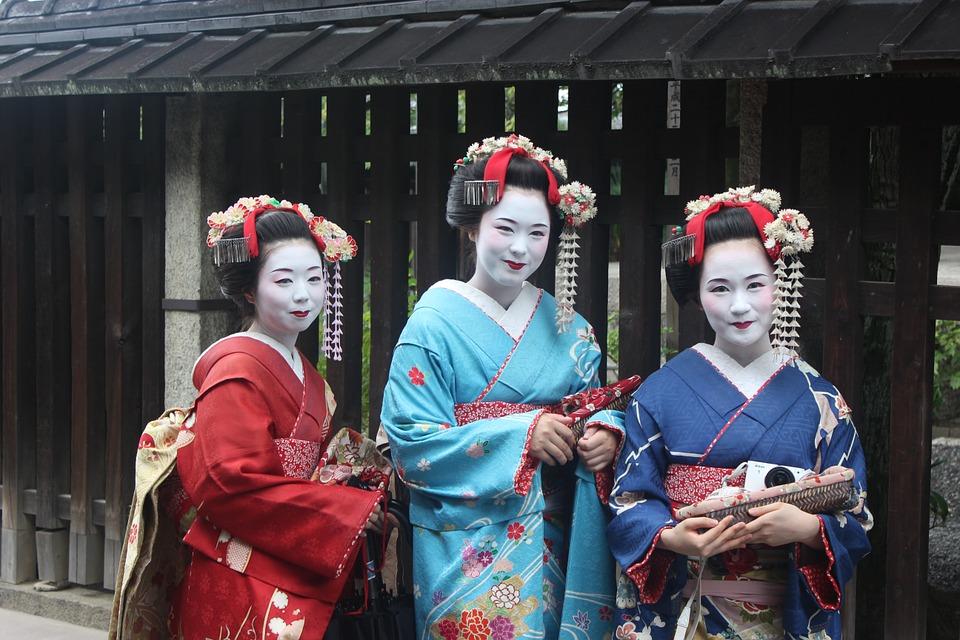 Geisha Sensory Traveller Holidays