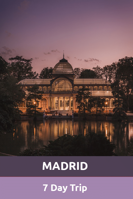 Madrid Sensory Traveller Holidays