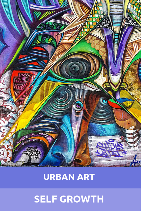 Urban Art Sensory Traveller Holidays