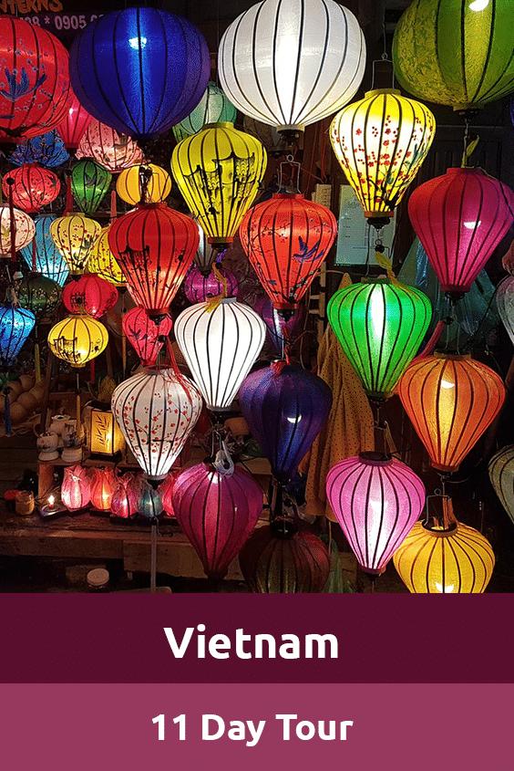 Vietnam Sensory Traveller Holidays