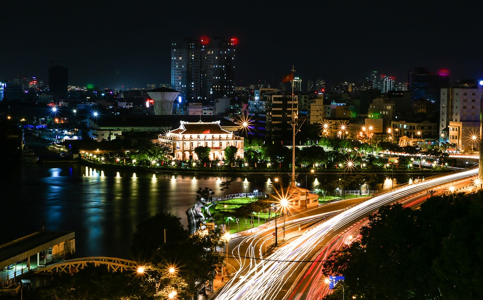 hochiminh city Sensory Traveller Holidays