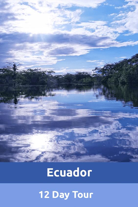 Ecuador Sensory Traveller Holidays