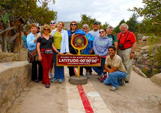 Ecuador Tour 3 Sensory Traveller Holidays
