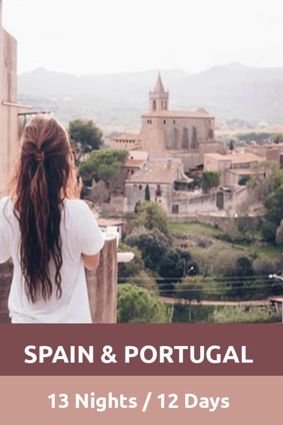 Sacred Spain & Portugal
