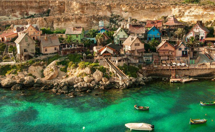 Popeye Village Malta Sensory Traveller Holidays