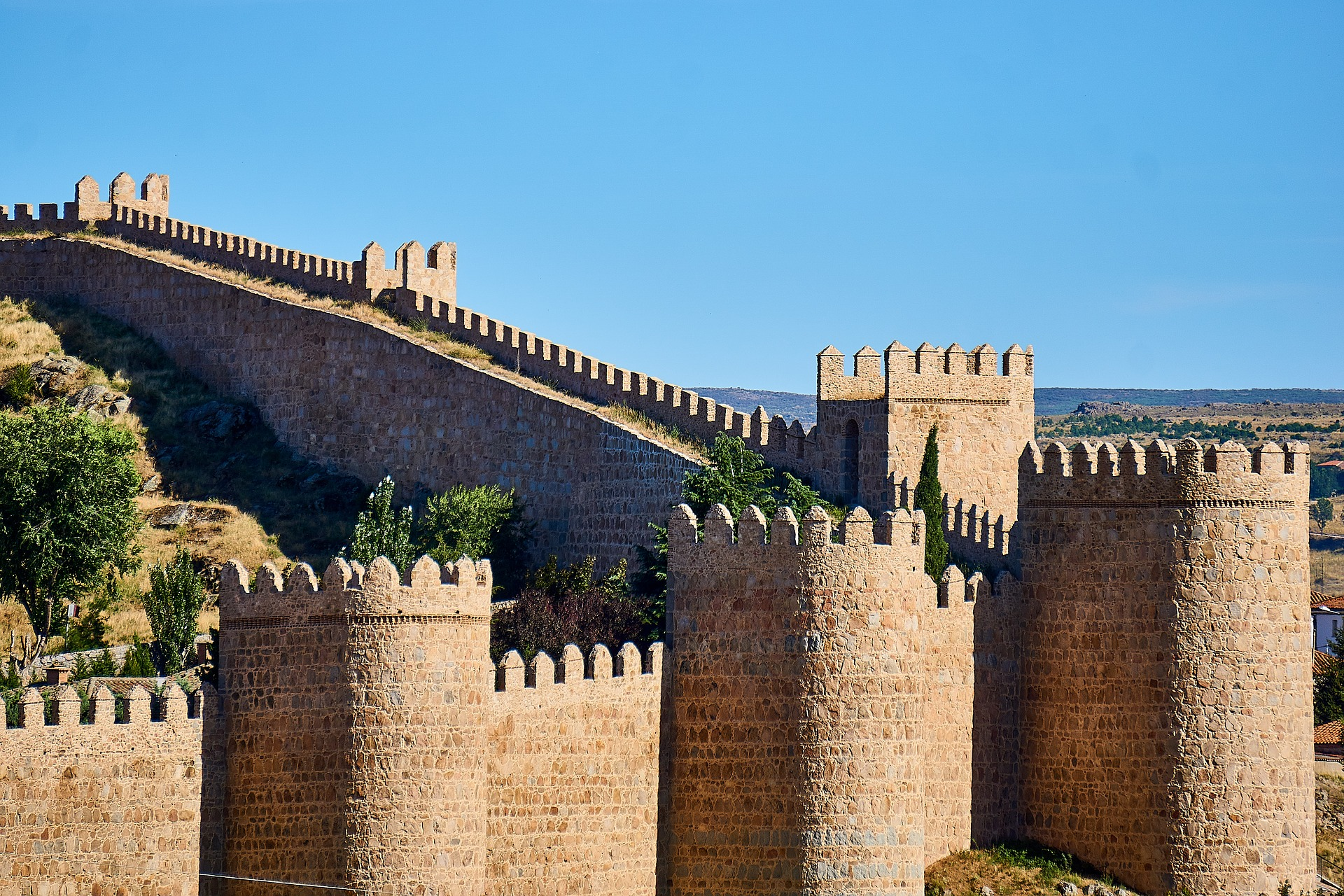 Avila Spain Sensory Traveller Holidays