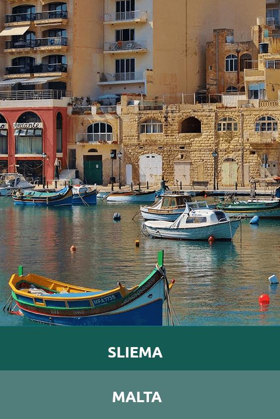 Sliema Malta Sensory Traveller Holidays