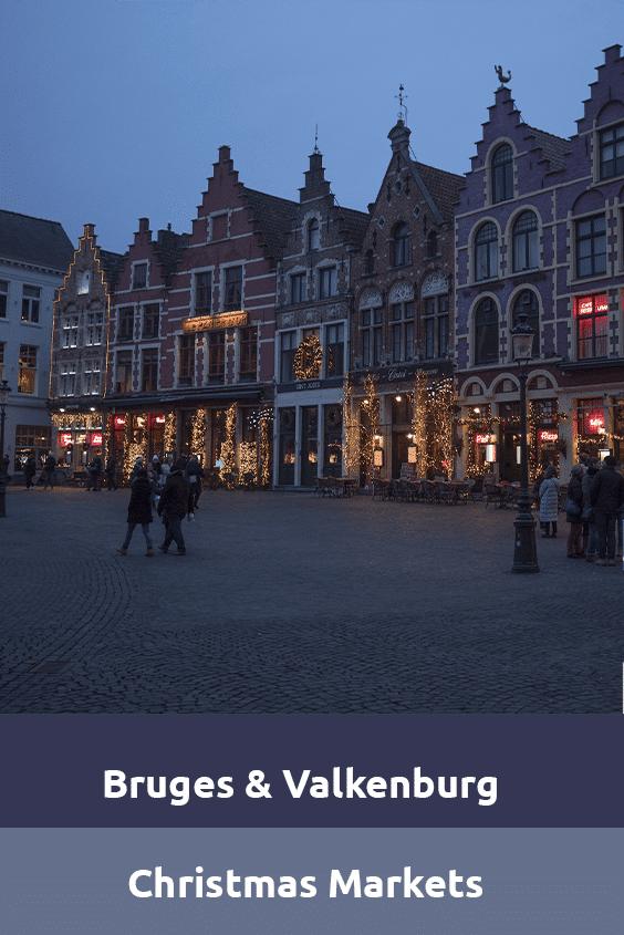 Bruges and Valkenburg Christmas Markets