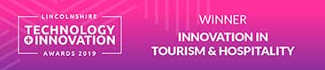 Winner in Innovation in Tourism