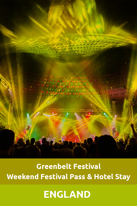 Greenbelt Festival Sensory Traveller Holidays